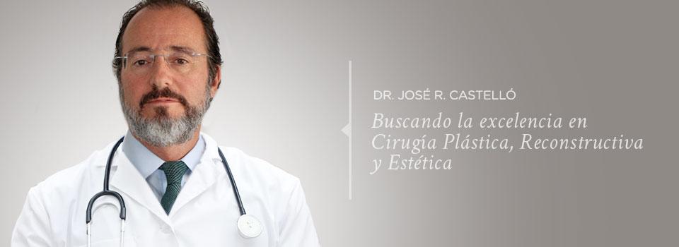 Dr. José Ramón Castelló